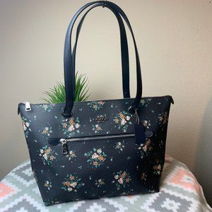 Coach Rose Bouquet Gallery Tote